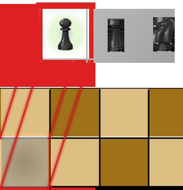 HTML 5 Canvas - Chess board (4/5)
