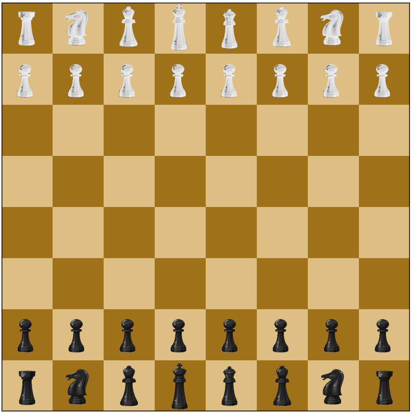 HTML 5 Canvas - Chess board (1/5)