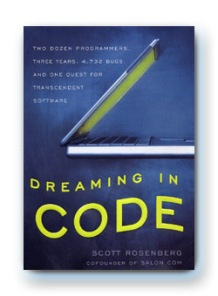 Dreaming in code book and laws of software development