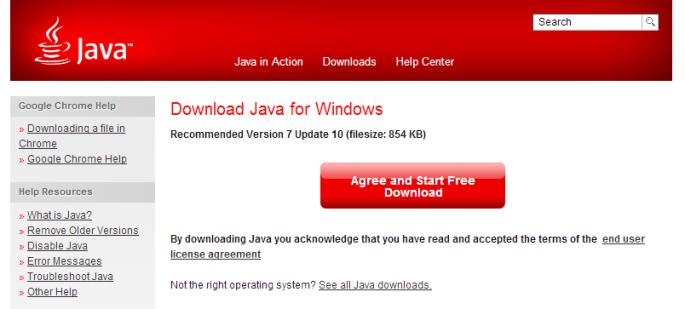 java-download