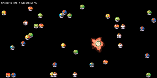 A simple game create using HTML's canvas and JavaScript
